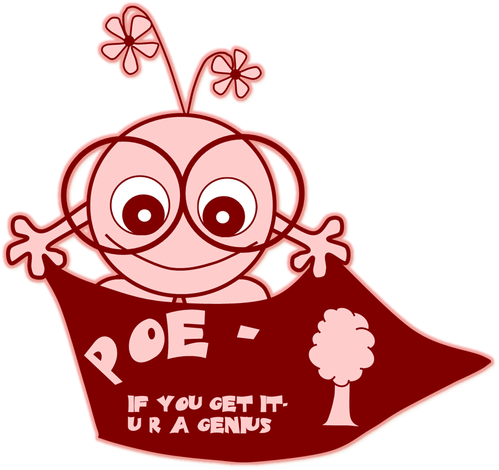Poetry clipart assonance. Poh tree april