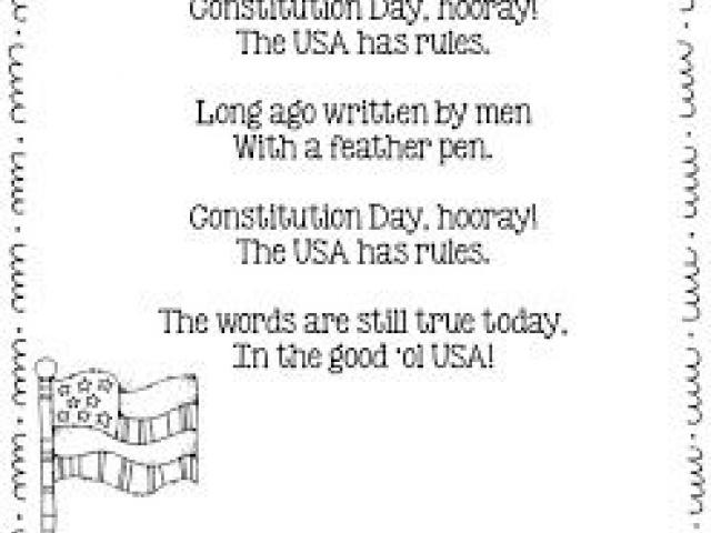 Poetry clipart constitution. Free poem download clip