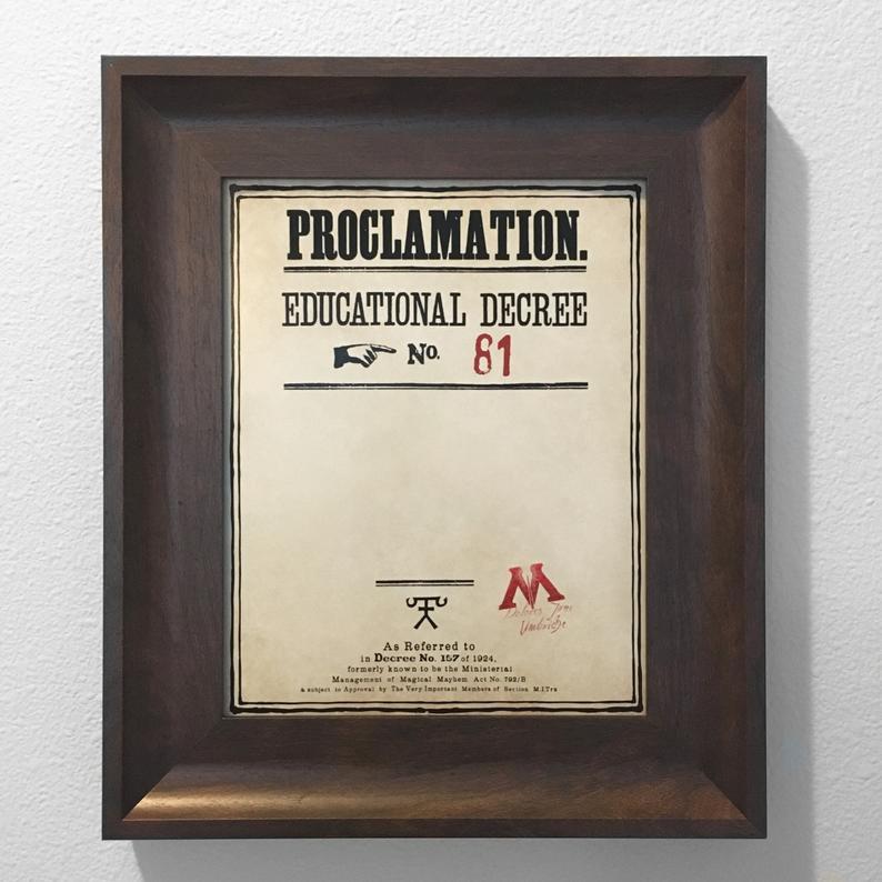 Poem clipart decree. Educational dry erase frame