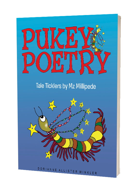 Pukey Poetry by Mz Millipede