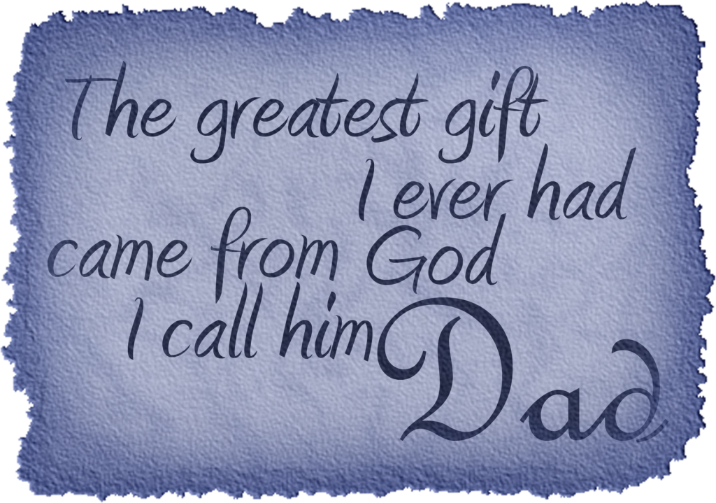 son clipart happy father