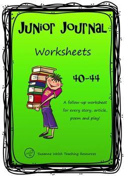 New zealand junior worksheets. Poem clipart journal article