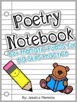 Poetry clipart poetry notebook. Or binder