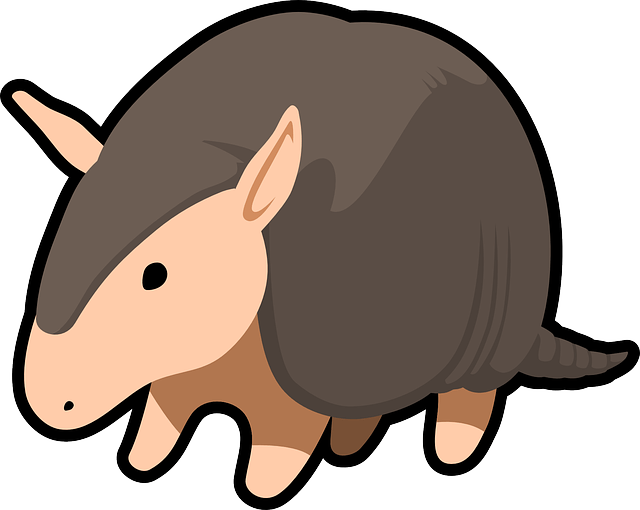 No pink armadillo published. Poetry clipart prose