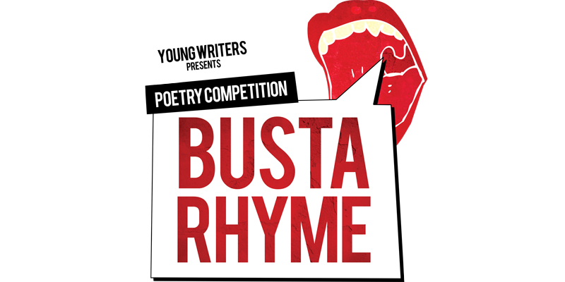 Busta rhyme young writers. Poetry clipart poetry competition