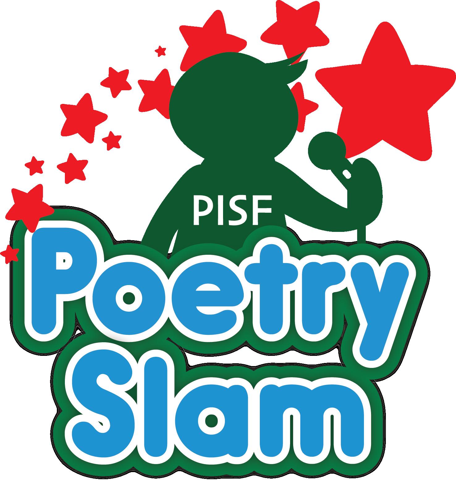 Pisf private international school. Poetry clipart slam poetry