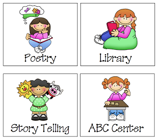 Poetry clipart classroom. Centers clip art library