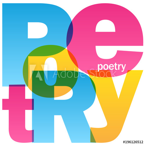 Letters icon buy this. Poetry clipart colourful