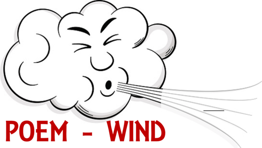 Poetry clipart english literature. Wind poem class cbse