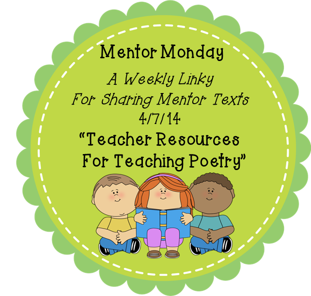 Poetry clipart memoir. Mentor monday teacher resources