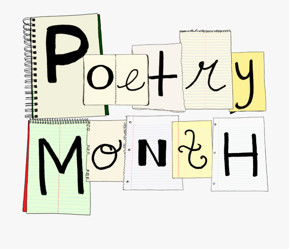 poetry clipart national poetry month