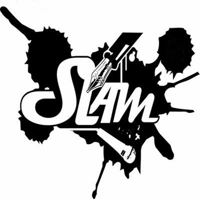 Poetry clipart performance poetry. Jam bam slam modern