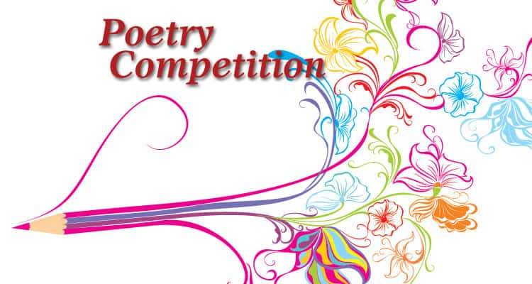 Poetry clipart poetry competition. International magazine kreol