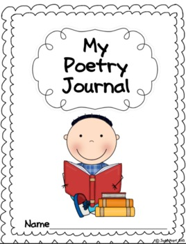 Covers by jh . Poetry clipart poetry journal