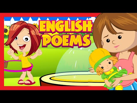 Poetry clipart short story. English poems for kids