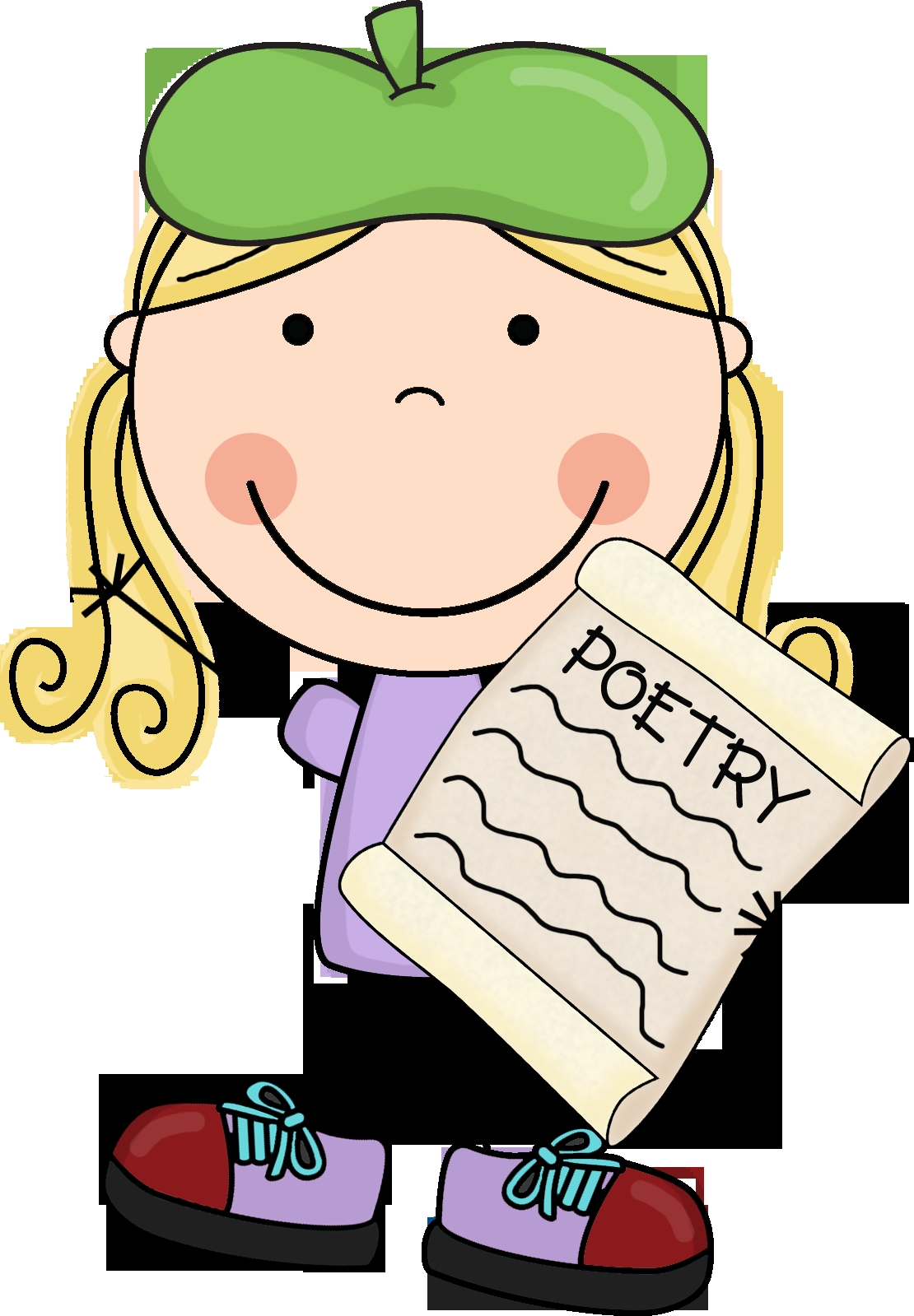 Poetry clipart station. Fresh clipground