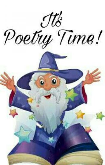 It s rhyming wizards. Poetry clipart time