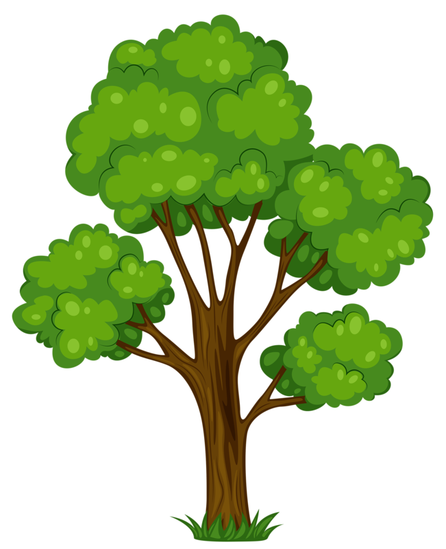 Poetry clipart tree flower. Painted green png picture