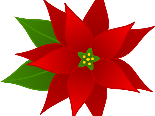 Poinsettias clipart poinsettia wreath. Pictures of free download