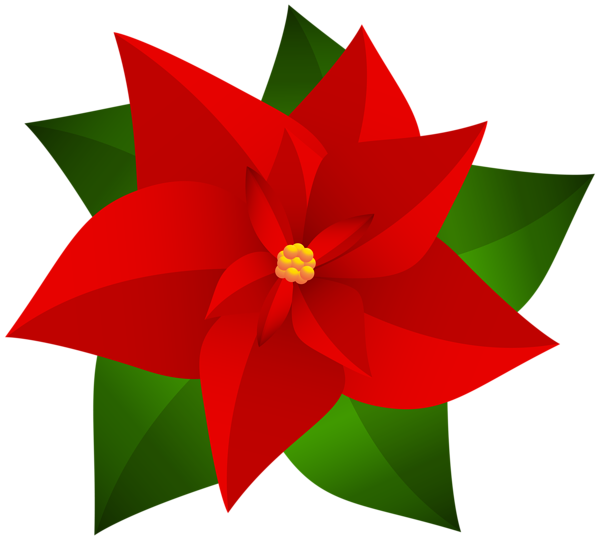 Gallery free pictures . Poinsettias clipart candel