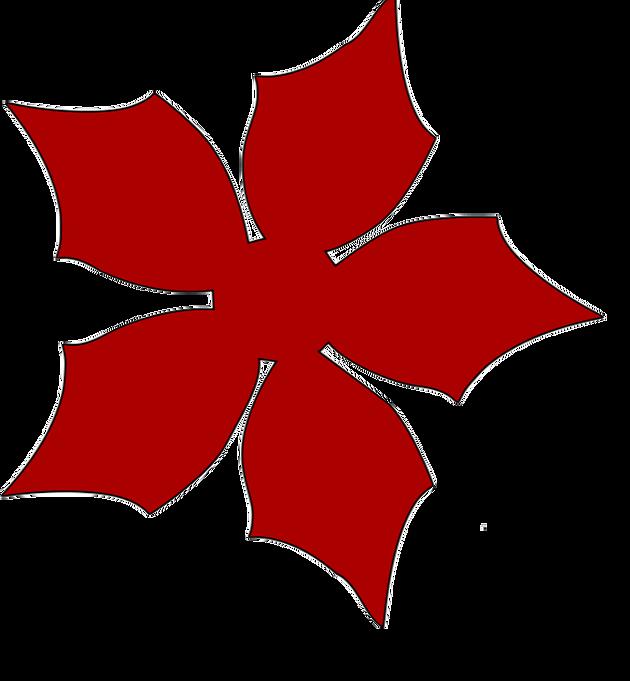 Poinsettia clipart design. Wafer paper poinsettias easy