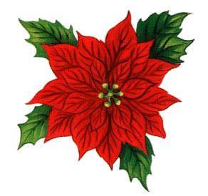 Poinsettias clipart holiday. Sandy river business association