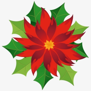 Free cliparts silhouettes cartoons. Poinsettia clipart small plant
