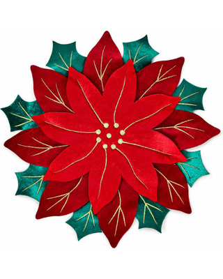 Free poinsettia download clip. Poinsettias clipart accent