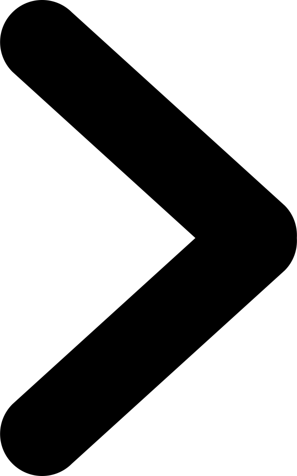 Pointing clipart forward arrow. Angle to right svg