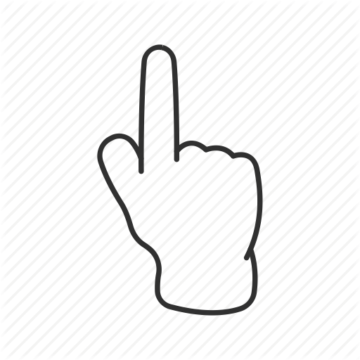 Three Dots Between Thumb And Index Finger: Pointing Clipart Pointer Finger, Pointing Pointer Finger