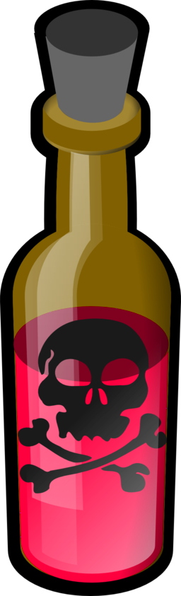 clipart stock huge. Poison bottle png
