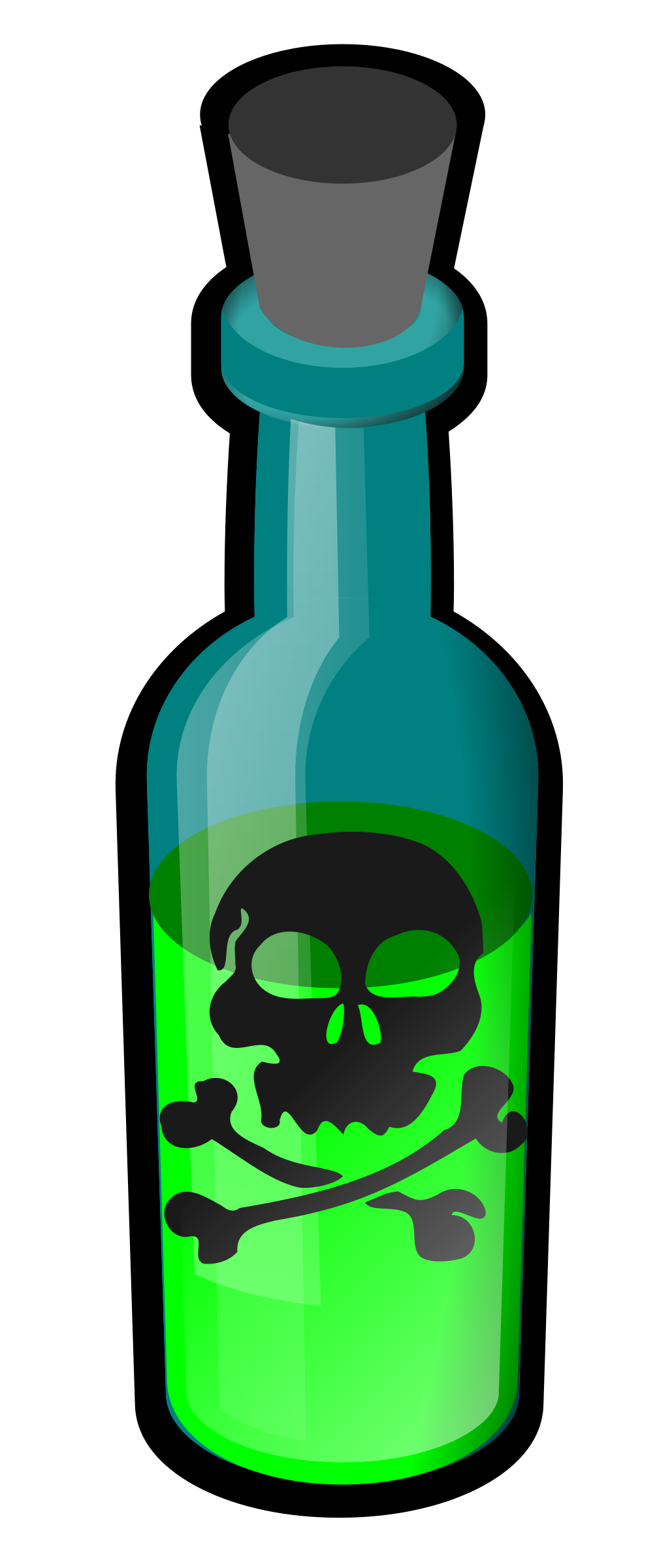 Poison bottle png.  collection of clipart