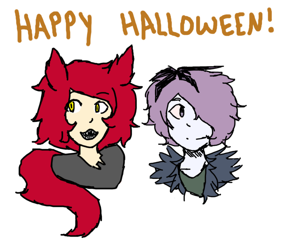 Happy halloween by vincebae. Worry clipart uneasy
