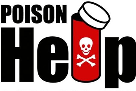 Poison clipart poison control. Prevention information offered during