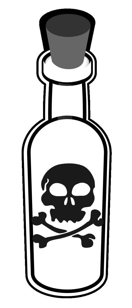 poison clipart poison control