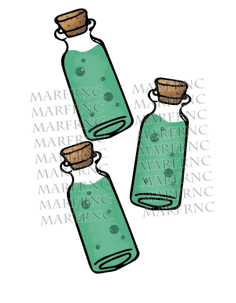 Poison clipart poison vial. Vials by shubnigurath on
