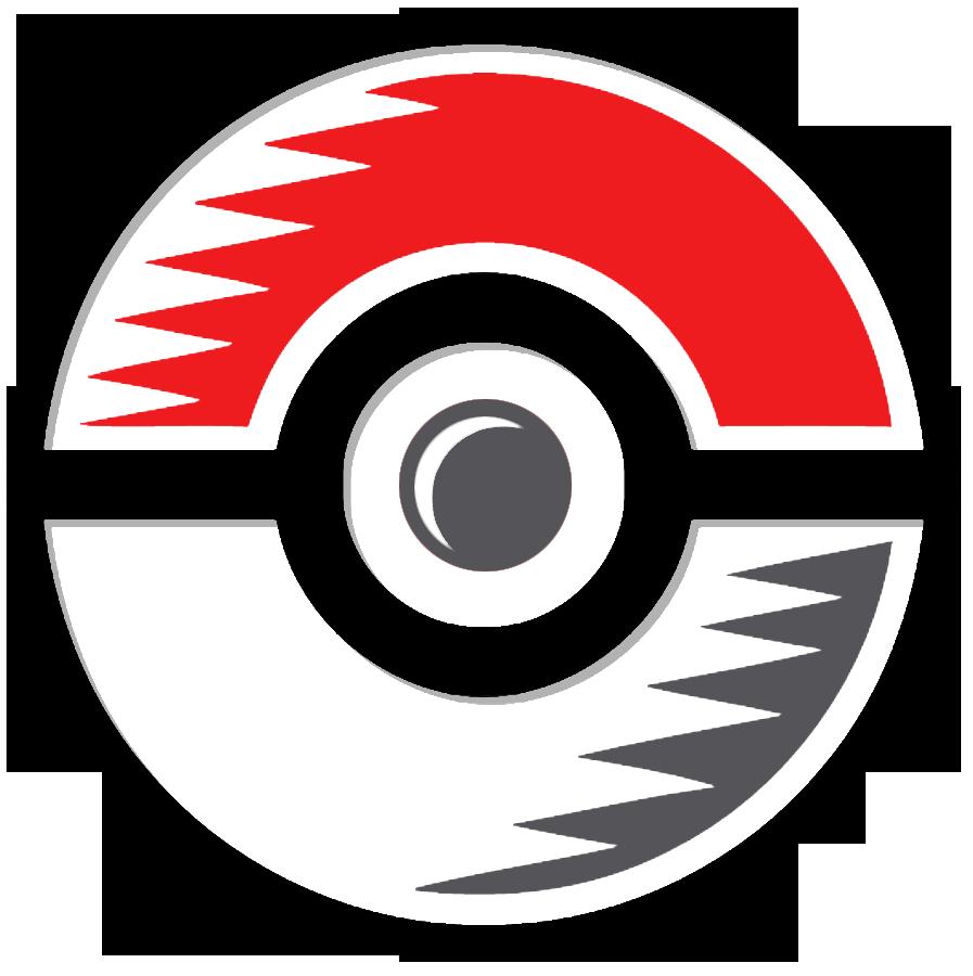 Deviantart more like logo. Pokeball clipart 16 bit