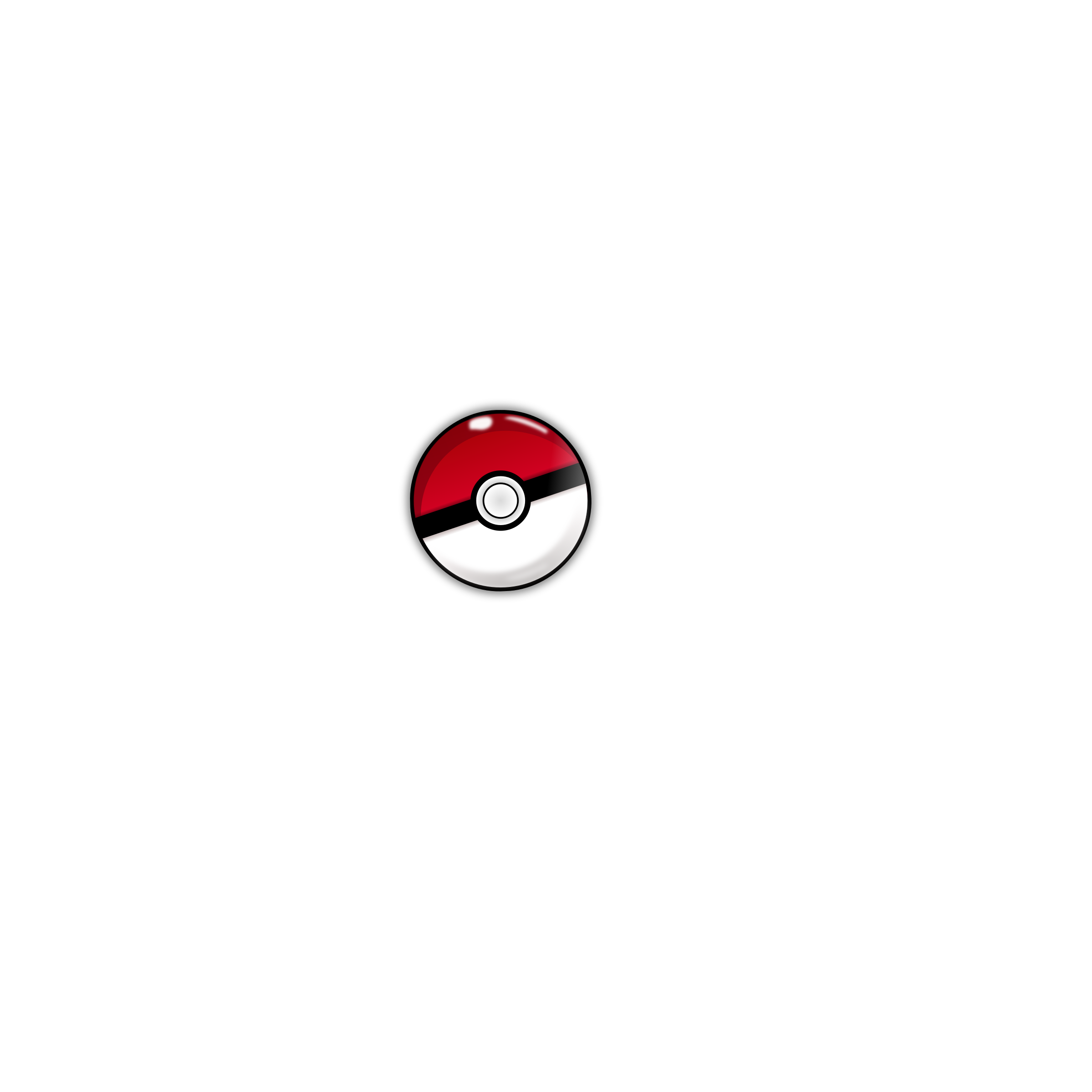 Icon big image png. Pokeball clipart