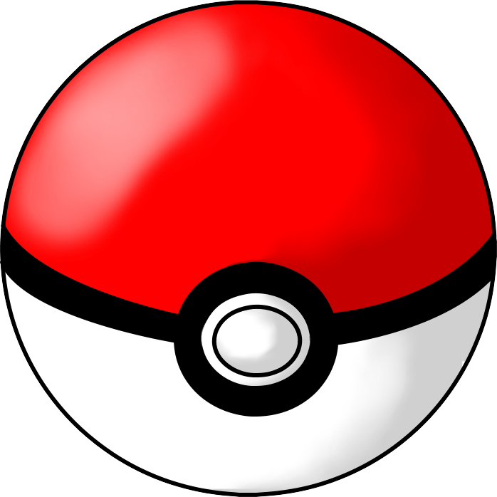 Pokemon ball png images. Pokeball clipart