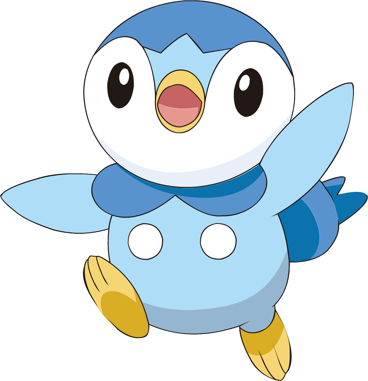 Image piplup dp anime. Pokeball clipart 8 bit