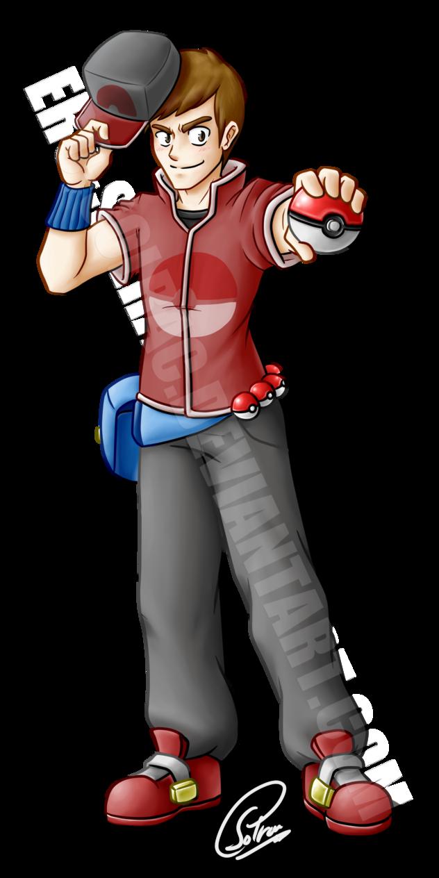 Commission for guia poke. Pokeball clipart avatar