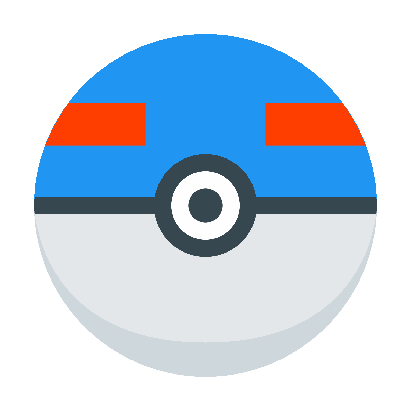 Pokeball clipart avatar. Superball icon free download