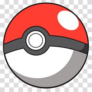 Pokemon illustration transparent . Pokeball clipart big