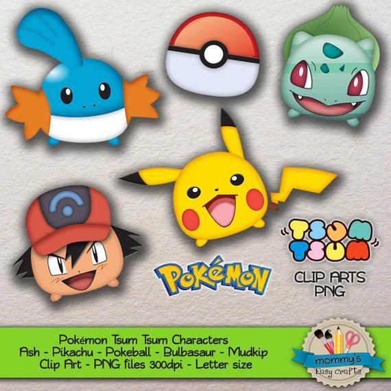 Digital download pok mon. Pokeball clipart character pokemon