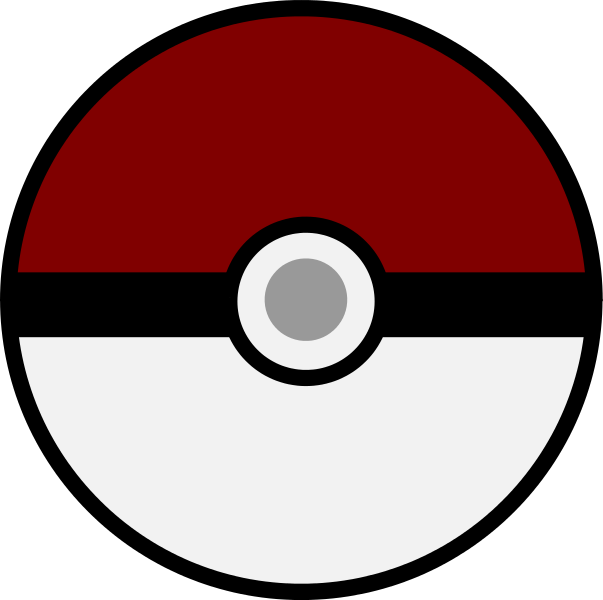 pokeball clipart closed #139092847