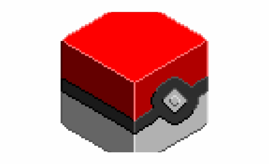 Pokeball clipart cube. Drawn transparent png download