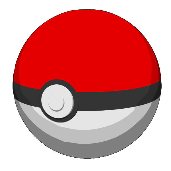Pokeball clipart file