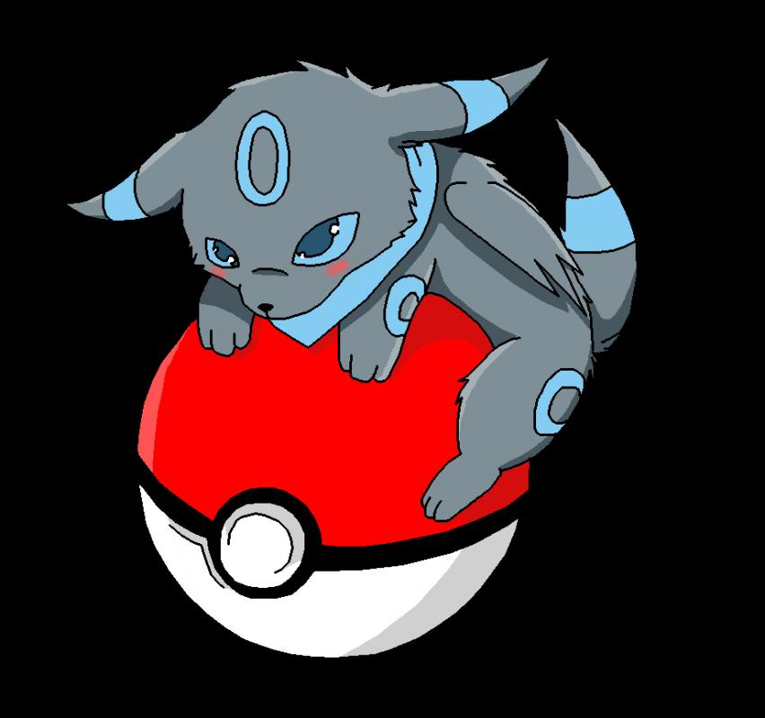 Pokeball clipart drawn. Nova blue the shiny