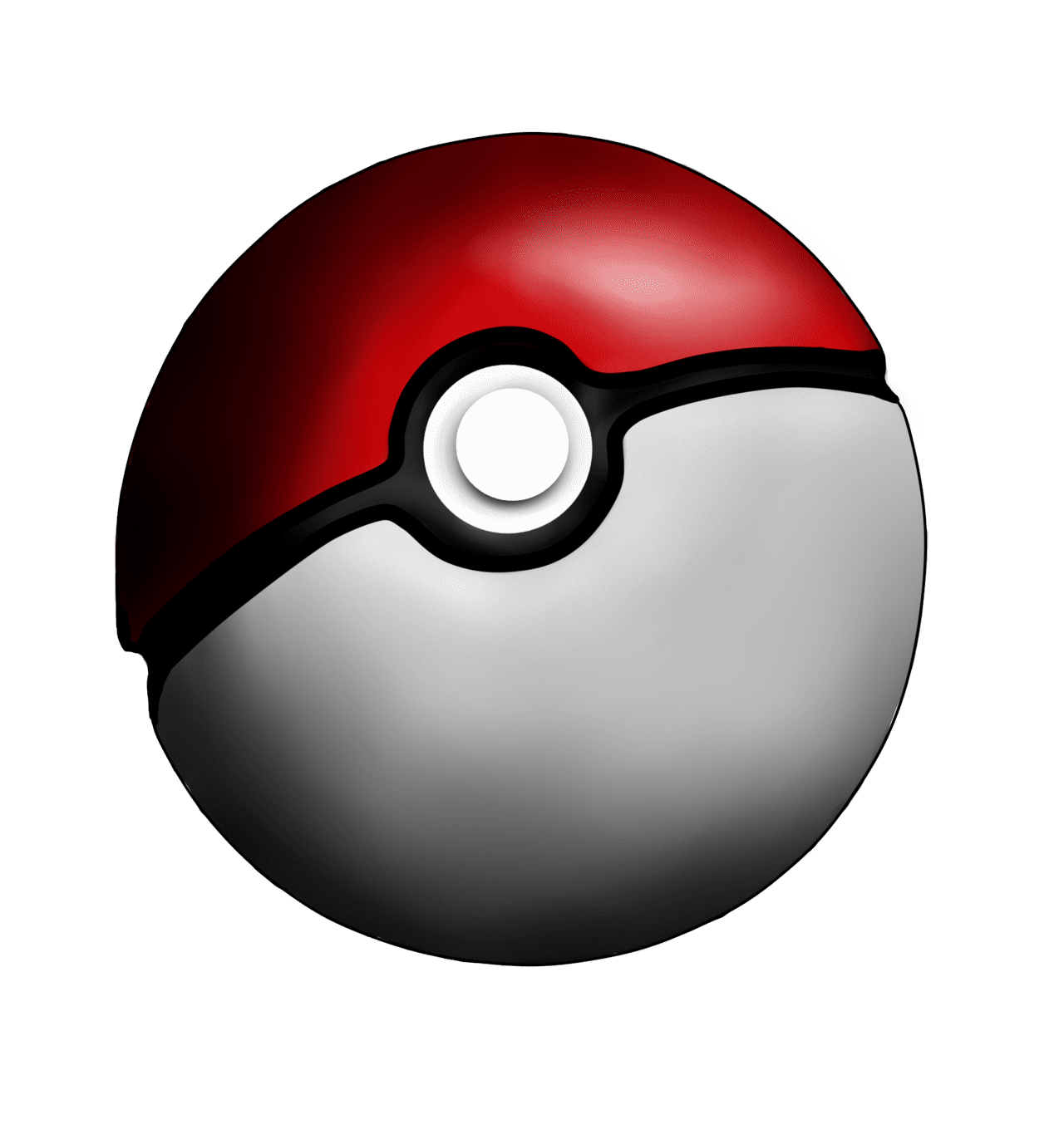 Pokeball clipart easy. Png free images toppng