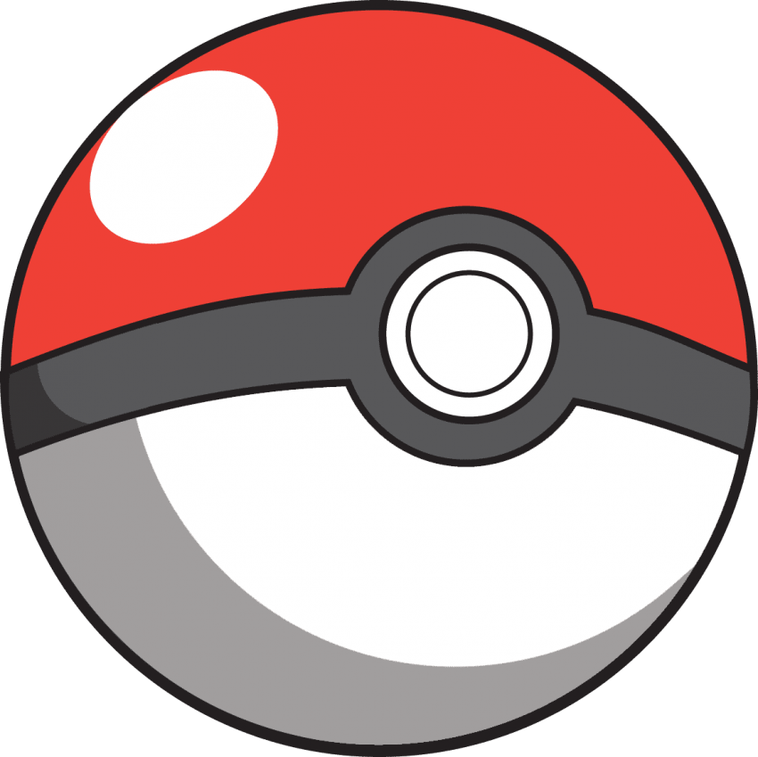 Png free images toppng. Pokeball clipart easy